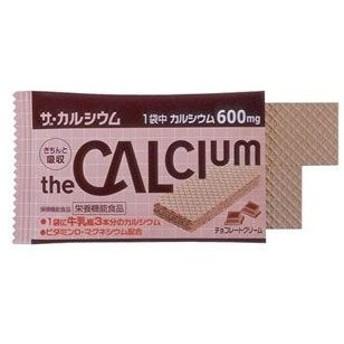 大塚製薬 ザ・カルシウム チョコレートクリーム 2枚×5袋(1箱) 【北海道・沖縄は別途送料必要】