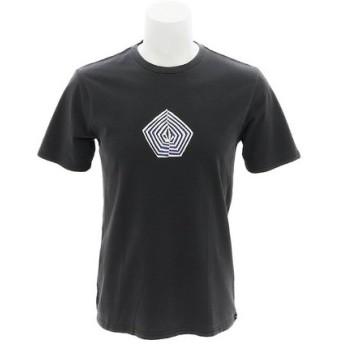 ボルコム(Volcom) 半袖Tシャツ Noa Band S/S Tee 19A5211902 BLK (Men's)