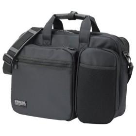 クラウン カジュアルビジネスバッグ(黒)