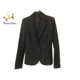 エムプルミエ M-PREMIER ジャケット サイズ40 M レディース 黒 新着 20190626