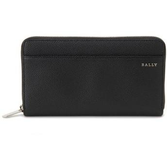 バリー BALLY ラウンドファスナー長財布 NALLENS-00 ブラック