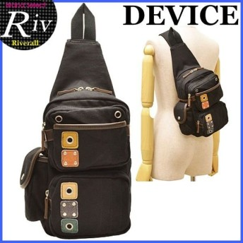 デバイス バッグ DEVICE メンズ ボディバッグ スリングバッグ ショルダー hhb-80028