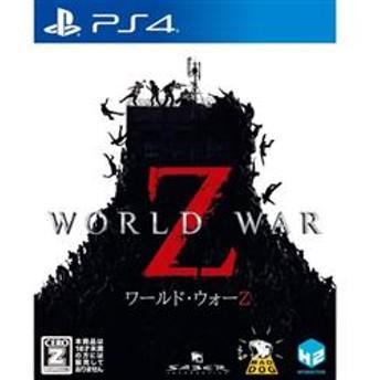 【PS4】 WORLD WAR Z(ワールドウォー Z) PLJM-16474