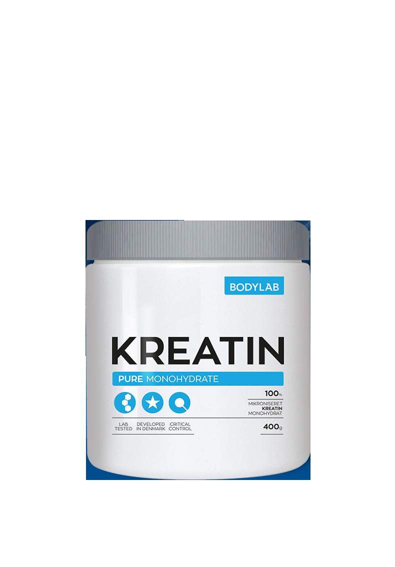 [丹麥 BODYLAB] Creatine 水合肌酸 (400g/罐)