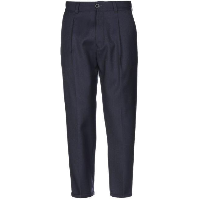 《セール開催中》PT01 メンズ パンツ ダークブルー 34 バージンウール 100%