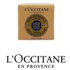 ロクシタン L'OCCITANE シアソープ 石けん(石鹸) ヴァーベナ 100G 生活雑貨/バス用品 (香水/コスメ)