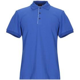 《期間限定セール開催中!》JSW JEANS STORES WIDE メンズ ポロシャツ ライラック M コットン 100%