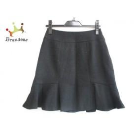 アプワイザーリッシェ Apuweiser-riche スカート サイズ0 XS レディース 美品 黒 新着 20190626