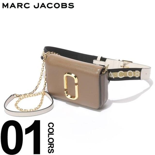 マーク ジェイコブス MARC JACOBS バッグ ダブルJロゴ ヒップショット BEIGE ブランド レディース レザー 鞄 ミニバッグ MJLM0014319064
