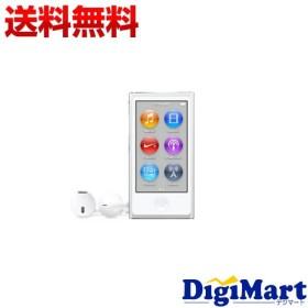 アップル Apple iPod nano 16GB MKN22ZP/A [シルバー]【新品・並行輸入品】
