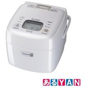 三菱電機 ジャー炊飯器 NJ-SE068 -W ピュアホワイト 3.5合炊き 炭炊き構造 超音波吸水 新品 送料無料