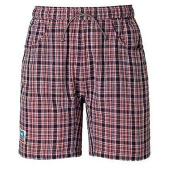 メンズ ウェア パンツ マウンテンイクィップメント ダブル ガーゼ ショート パンツ カラー N00 425422