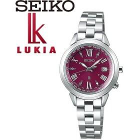 seiko LUKIA セイコー ルキア 腕時計 ウォッチ レディース 女性用 ソーラー 10気圧防水 ssqv019