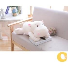 カバ ぬいぐるみ 抱き枕  河馬 クッション 寝具 だきまくら インテリア 誕生日 ギフト30cm
