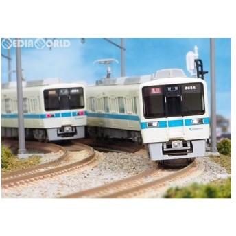 『新品即納』{RWM}(再販)30639 小田急8000形(更新車) 基本6両編成セット(動力付き) Nゲージ 鉄道模型 GREENMAX(グリーンマックス)(20190427)