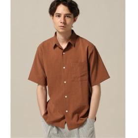 [マルイ]【セール】メンズシャツ(TORAY LONNIZE ラミーシャツ)/417エディフィス(417 EDIFICE)