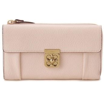 クロエ Chloe 長財布 3S0591835B59 ELSIE エルシー L字ファスナー 財布 ピンク レディース ブランド