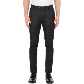 《セール開催中》PT01 メンズ パンツ ダークブラウン 46 バージンウール 98% / ポリウレタン 2%