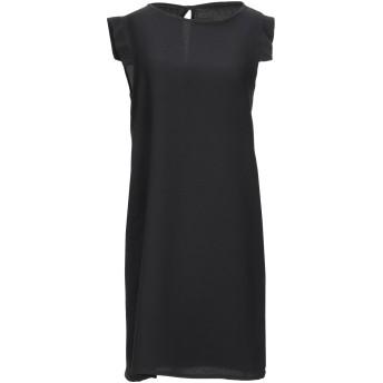 《セール開催中》KATE BY LALTRAMODA レディース ミニワンピース&ドレス ブラック M ポリエステル 100%