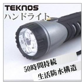 ハンドライト(LED×4) TL-400【防災・防災グッズ・懐中電灯】4955014033581