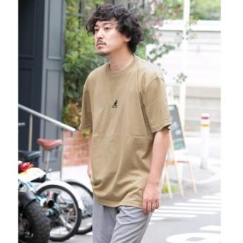 Sonny Label / サニーレーベル KANGOL 別注ロゴTシャツ