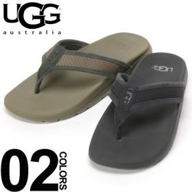 アグ オーストラリア UGG Australia サンダル トング ストラップ 裏メッシュ TENOCH BALLISTIC SANDAL ブランド メンズ ビーチサンダル UGG1099746