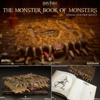 『新品即納』{FIG}オフィシャルフィルム・プロップ・レプリカ ハリー・ポッター 怪物的な怪物の本 インサイト・エディション(20150912)