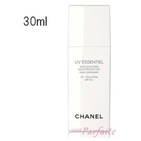 日焼け止め顔用 シャネル -CHANEL- UVエサンシエルマルチプロテクシオン SPF50+ 30ml メール便対応