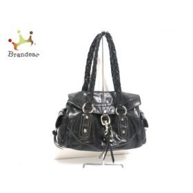 フランチェスコ・ビアジア FRANCESCO BIASIA ハンドバッグ 黒 レザー 新着 20190626