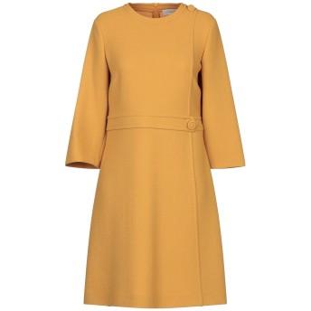 《セール開催中》L' AUTRE CHOSE レディース ミニワンピース&ドレス オークル 44 ウール 100%
