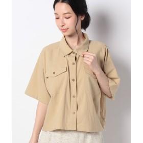 RETRO GIRL レトロガール 半袖ポケ付シャツ
