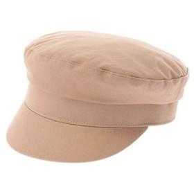 アンビー ENVYM TWILL MARINE CAP (BEIGE)