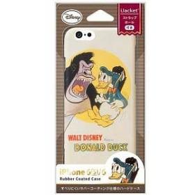 PGA iPhone 6s/6用ラバーコートケース ディズニー・ドナルドダック PG-DCS022