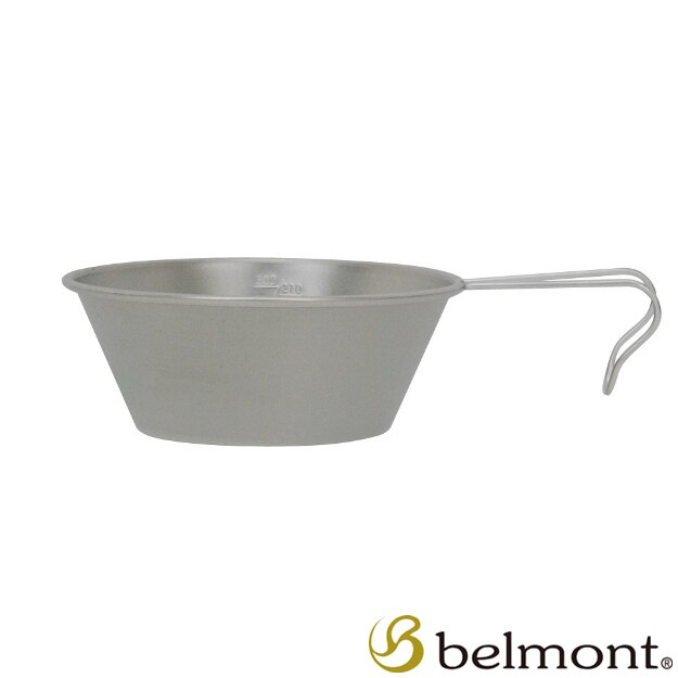 Belmont 420ml 可疊鈦杯 BM-324