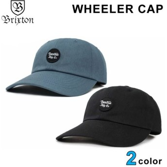 2018 Brixton ブリクストン キャップ WHEELER CAP 帽子