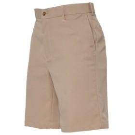ピージーエーツアー PGA Tour メンズ ボトムス・パンツ ゴルフ Expandable Waistband Flat Front Shorts Chinchilla