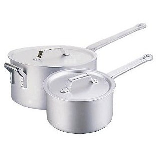 アルミ プロセレクト 片手鍋(目盛付) 21cm