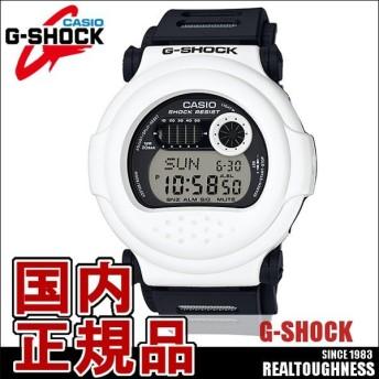 CASIO G-SHOCK ジーショック メンズ 腕時計 G-001BW-7JF ジェイソン ホワイト ブラック