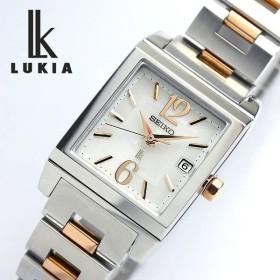 SEIKO セイコー LUKIA ルキア ソーラー 腕時計 レディース SSVN011 ウォッチ Lady's レディス