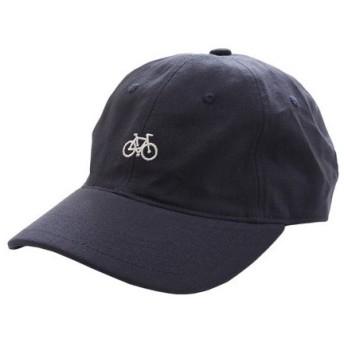 PGAC(PGAC) リネン刺繍キャップ Bicycle 897PA9ST1736 NVY (Men's)