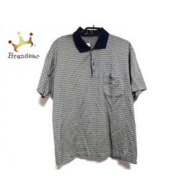ダンヒル dunhill/ALFREDDUNHILL 長袖ポロシャツ メンズ ベージュ×黒   スペシャル特価 20190928