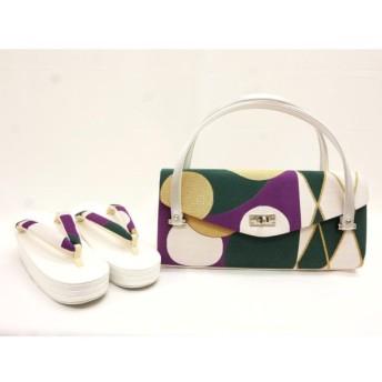 【新品】草履バッグセット 特価品 Fサイズ