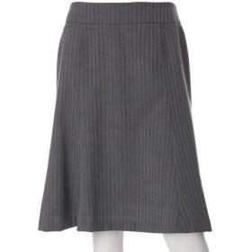 CLEAR IMPRESSION / クリアインプレッション 《Brilliantstage》《洗えるスーツ》Aラインスカート