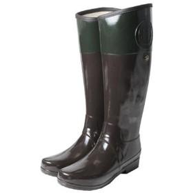【UK5】ハンター レインブーツ/長靴 W24144 REGENT CARLYLE リージェント カーライル DARK OLIVE/カーキ レディース HUNTER ブランド