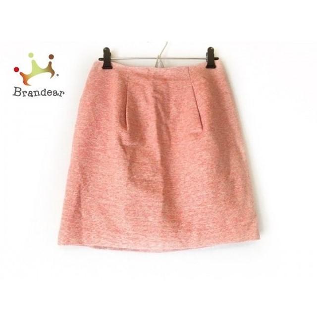 ジャスグリッティー JUSGLITTY スカート サイズ1 S レディース 美品 ピンク×レッド×ベージュ   スペシャル特価 20190926