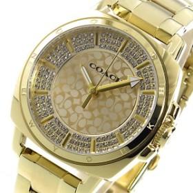 コーチ COACH クオーツ レディース 腕時計 時計 14501994 ゴールド