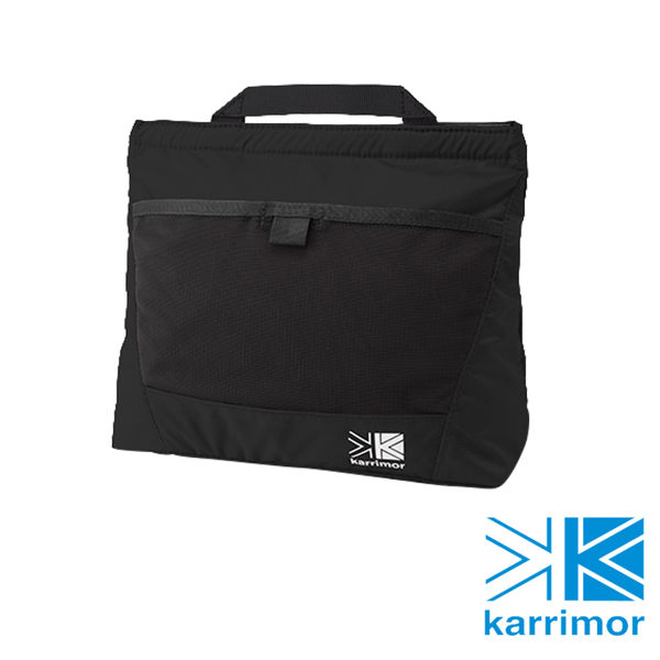 [Karrimor ] trek carry hip snack pouch 隨身攜帶收納袋 53619 CSNP 黑