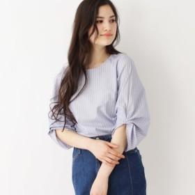 [マルイ]【セール】【洗える】折り紙タック袖シャツ/グローブ(grove)