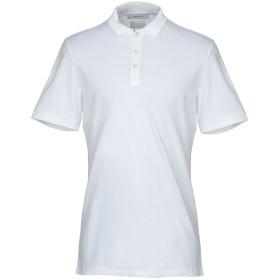 《セール開催中》HAMAKI-HO メンズ ポロシャツ ホワイト M コットン 100%