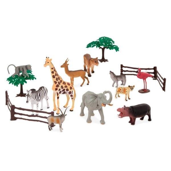 B.Toys  叢林世界 情境桶